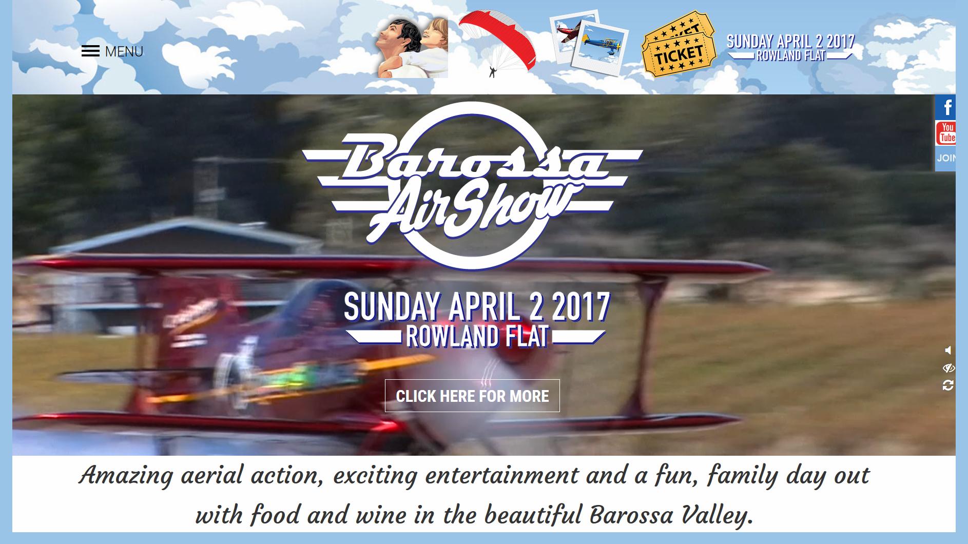 Barossa-Airshow-Event